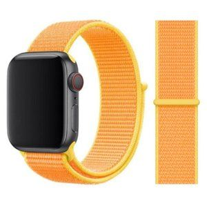NEW Canary Yellow Strap Loop For Apple Watch